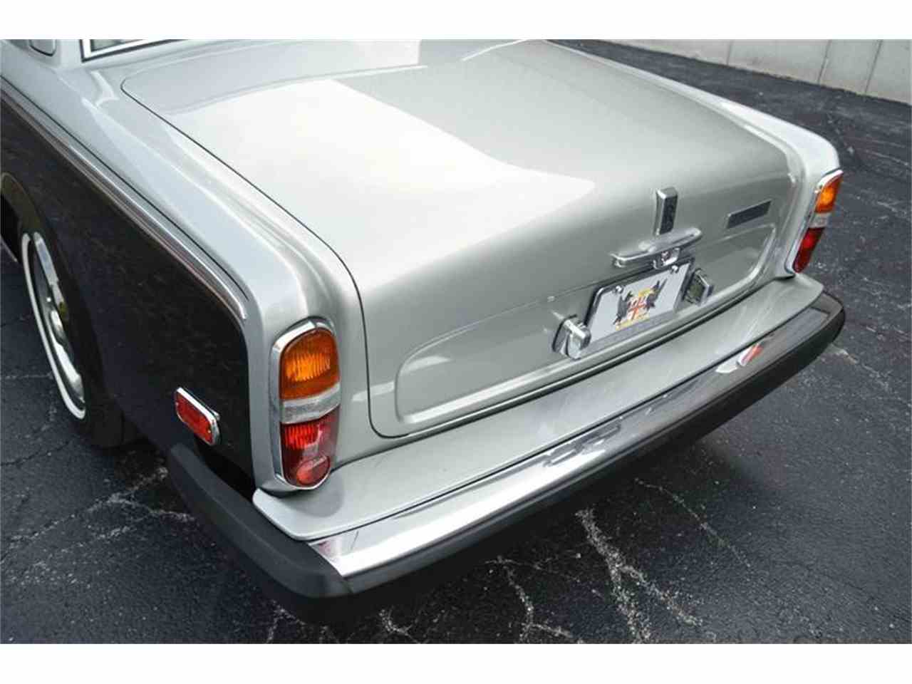 Large Picture of '79 Silver Shadow - JJVY