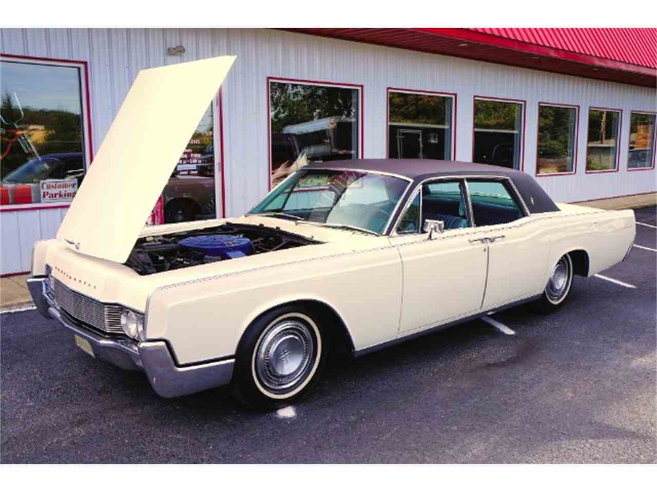 1967 Lincoln Continental for Sale | ClassicCars.com | CC-912299