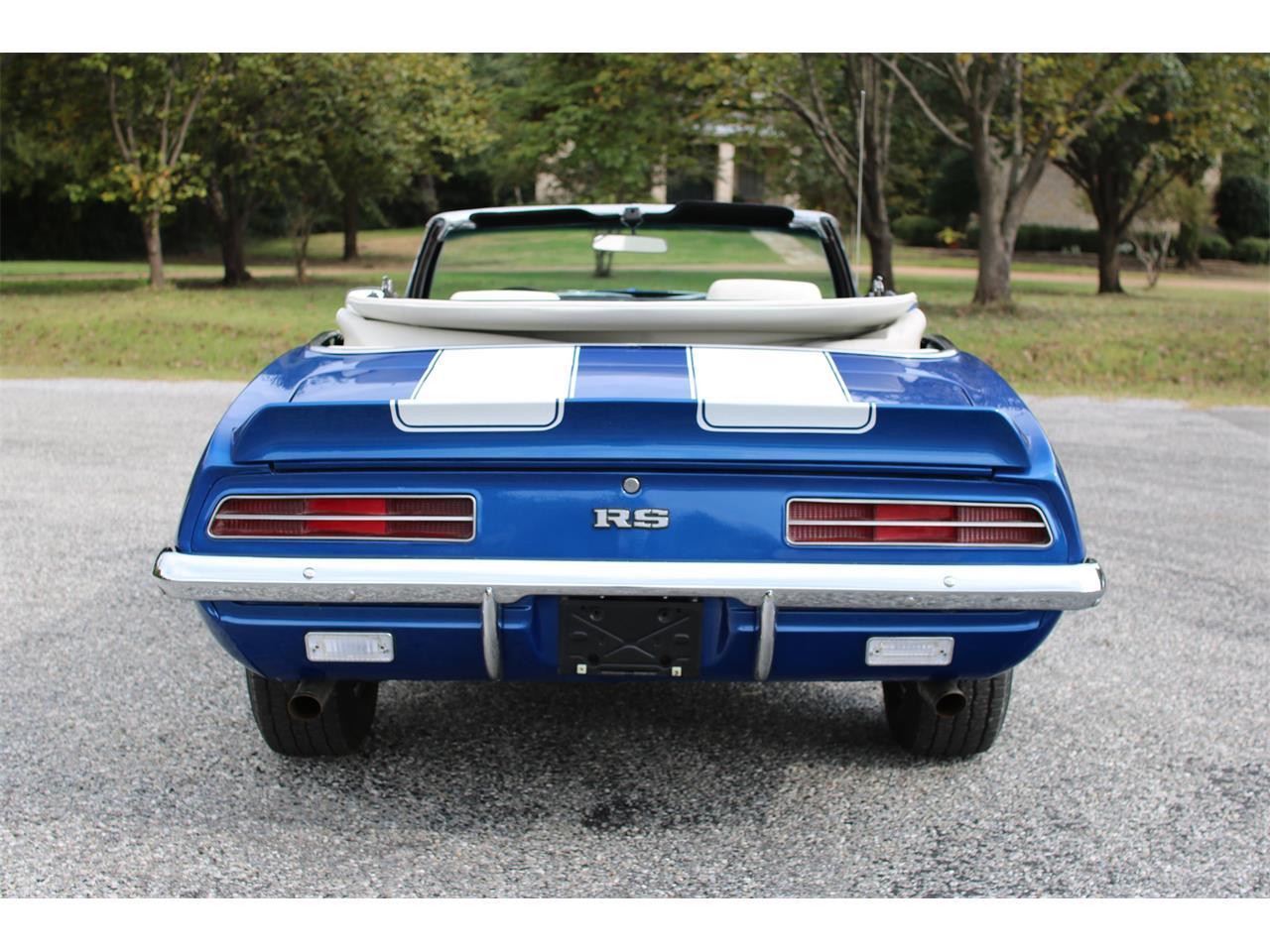 Large Picture of '69 Camaro RS - JJYX