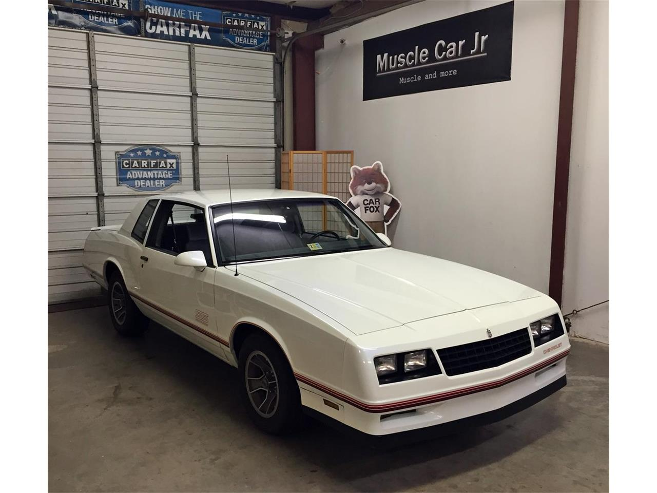 Large Picture of '88 Monte Carlo SS located in Alpharetta Georgia Offered by Muscle Car Jr - JJZ7