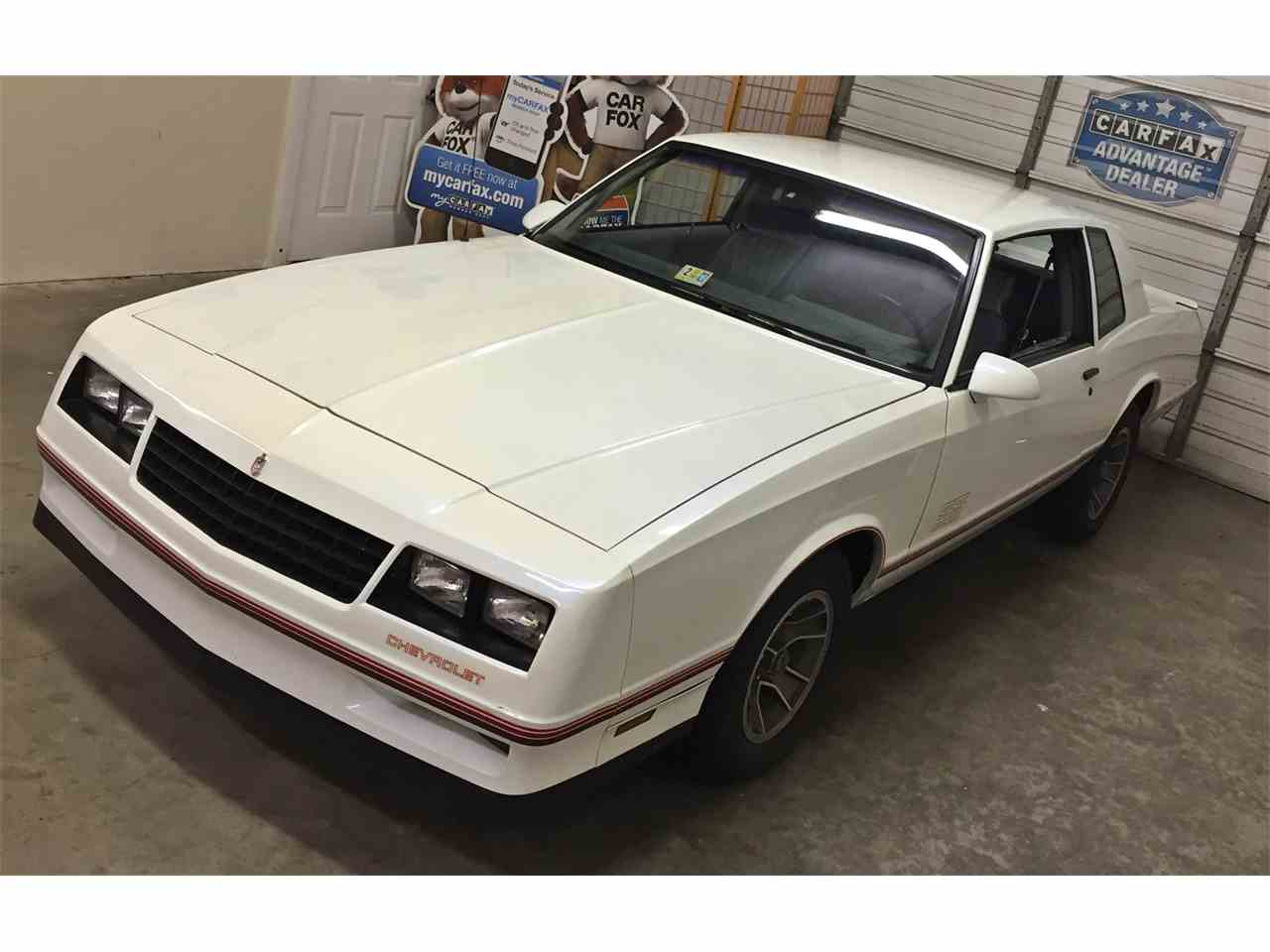 Large Picture of '88 Monte Carlo SS - JJZ7