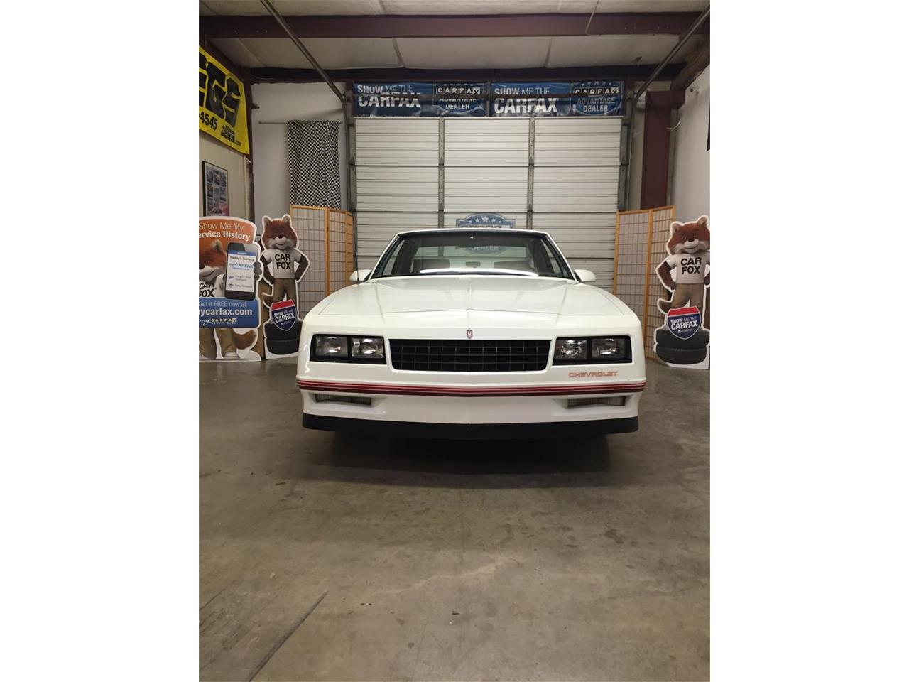 Large Picture of '88 Chevrolet Monte Carlo SS Offered by Muscle Car Jr - JJZ7