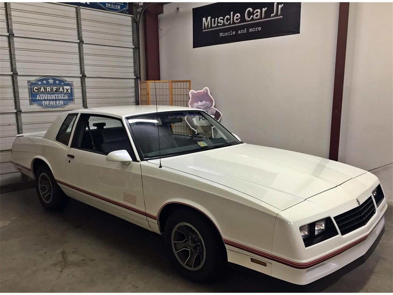 Large Picture of '88 Chevrolet Monte Carlo SS - JJZ7