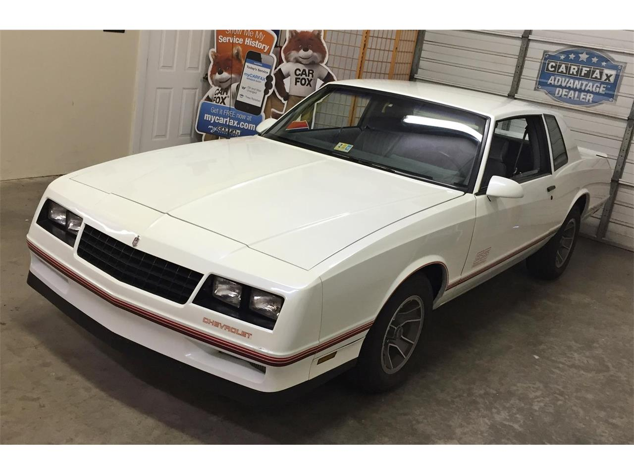 Large Picture of '88 Chevrolet Monte Carlo SS located in Georgia - $9,450.00 - JJZ7