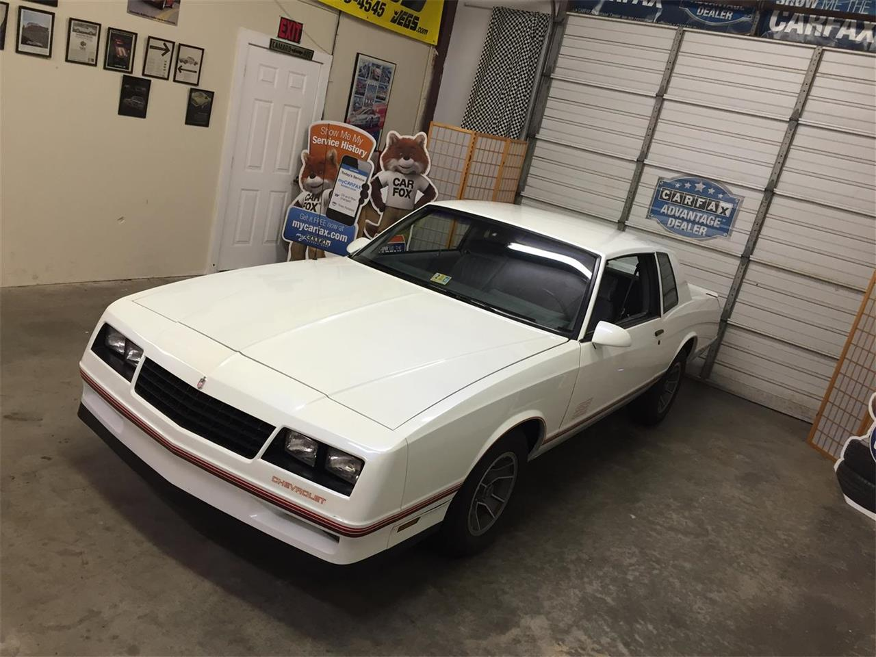 Large Picture of 1988 Chevrolet Monte Carlo SS - $9,450.00 - JJZ7