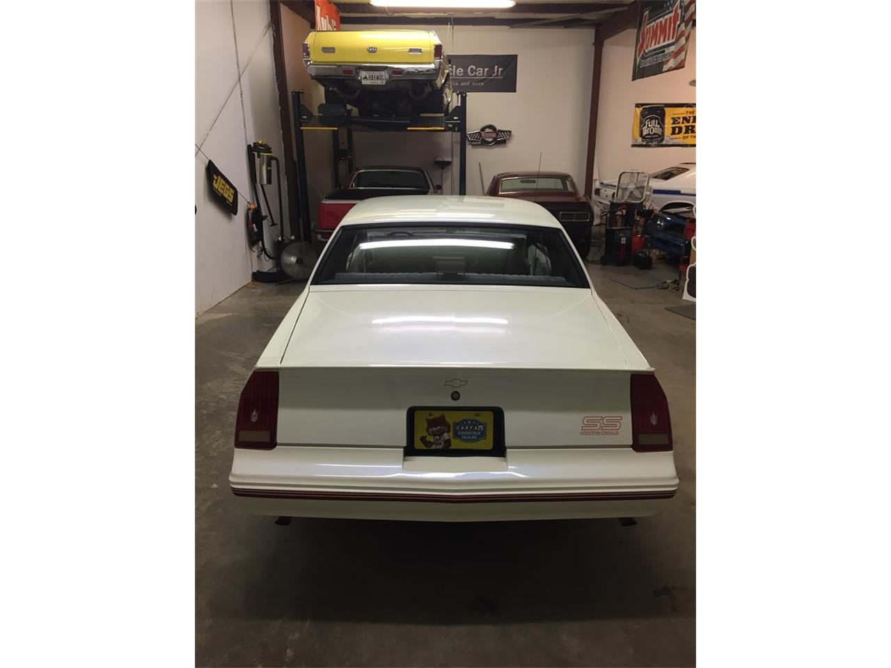 Large Picture of 1988 Monte Carlo SS - $9,450.00 - JJZ7