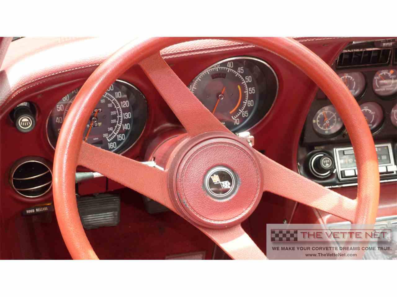 Large Picture of '75 Corvette - JK18