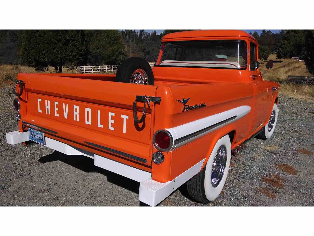 Large Picture of '58 Fleetside located in California - $27,950.00 Offered by Brockers Beautys - JK3D