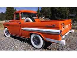Picture of Classic '58 Chevrolet Fleetside located in California - $27,950.00 - JK3D