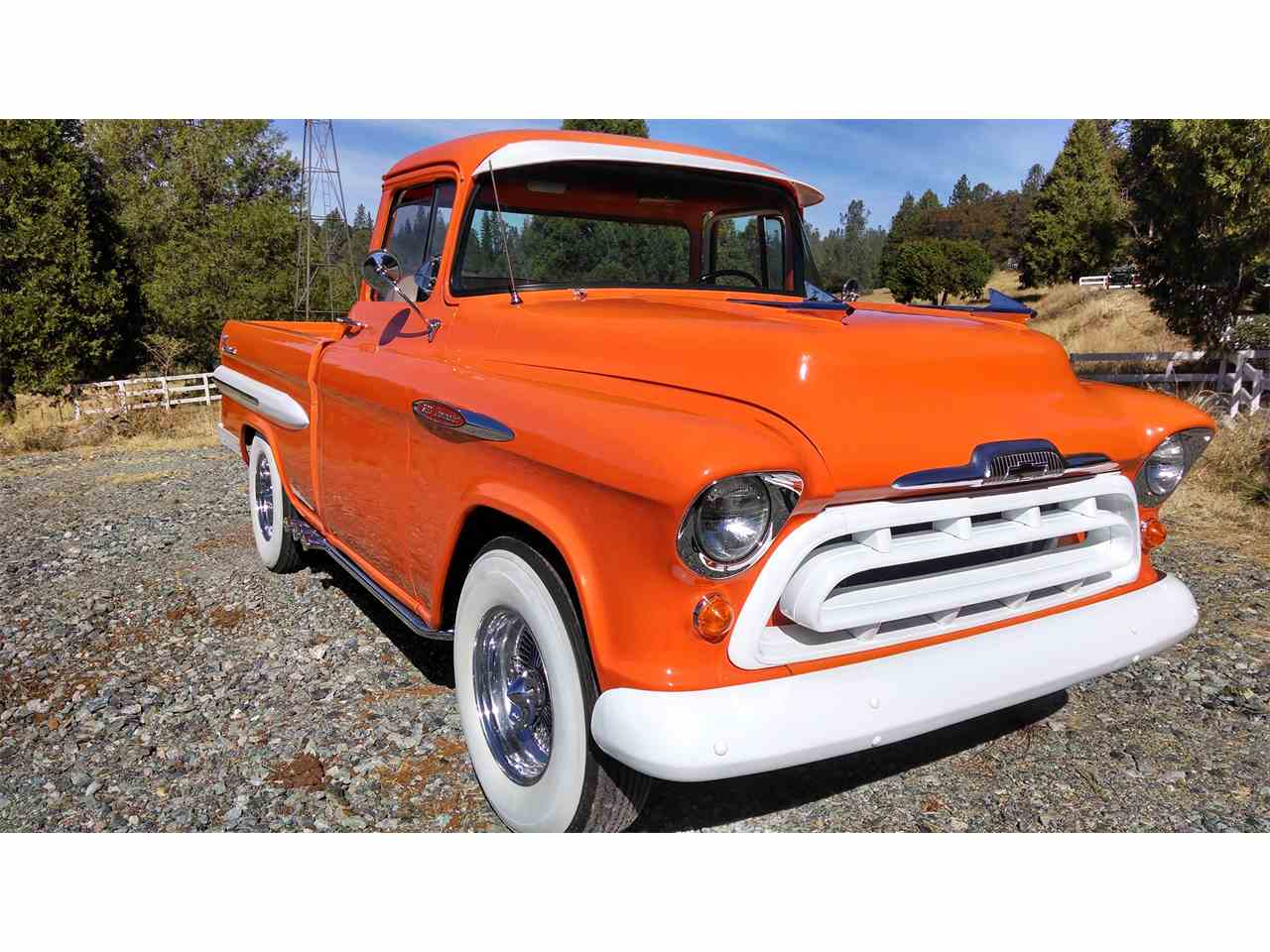 Large Picture of Classic 1958 Chevrolet Fleetside located in California - $27,950.00 - JK3D