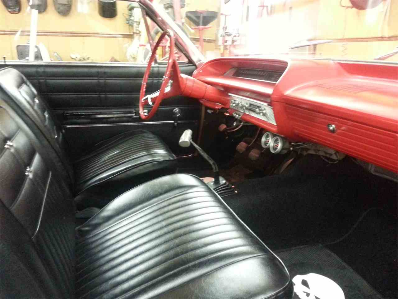 Large Picture of '63 Impala SS - JK3Y