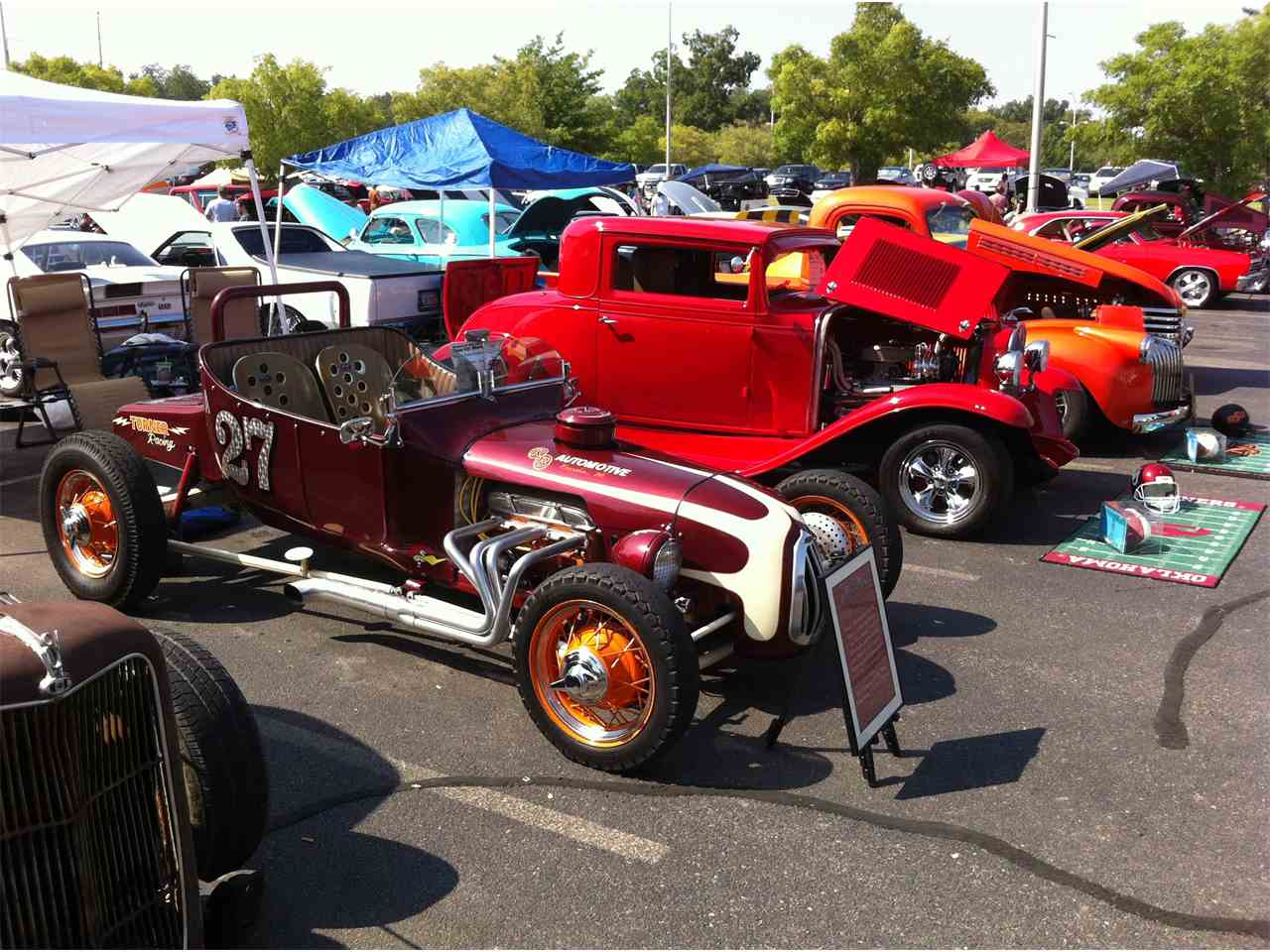 Large Picture of Classic 1927 Ford T-Bucket located in Catoosa Oklahoma - JK42