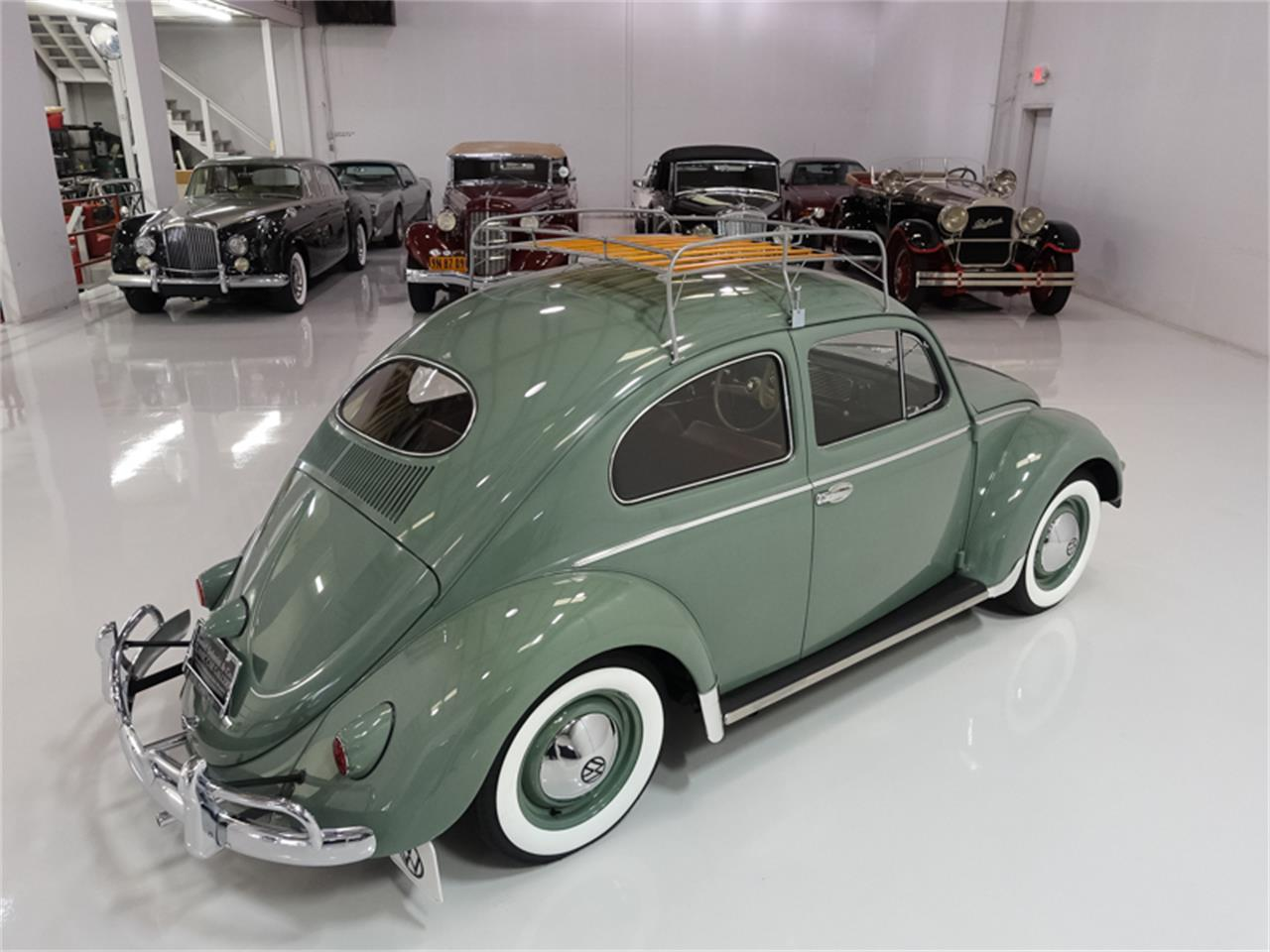 1957 Volkswagen Beetle For Sale Classiccars Com Cc 912583