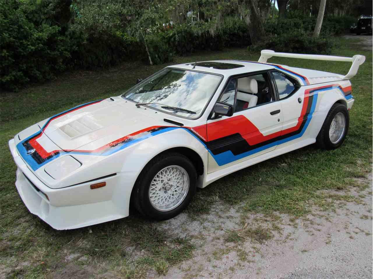 1979 BMW M1 for Sale | ClassicCars.com | CC-912586