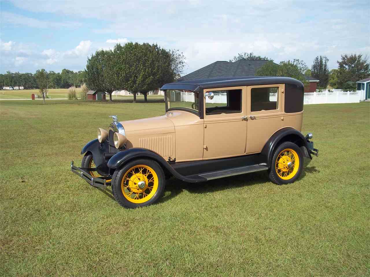Large Picture of '29 Model A - JK8E