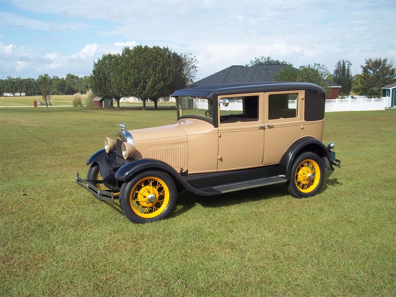 Large Picture of 1929 Model A - $12,500.00 Offered by a Private Seller - JK8E