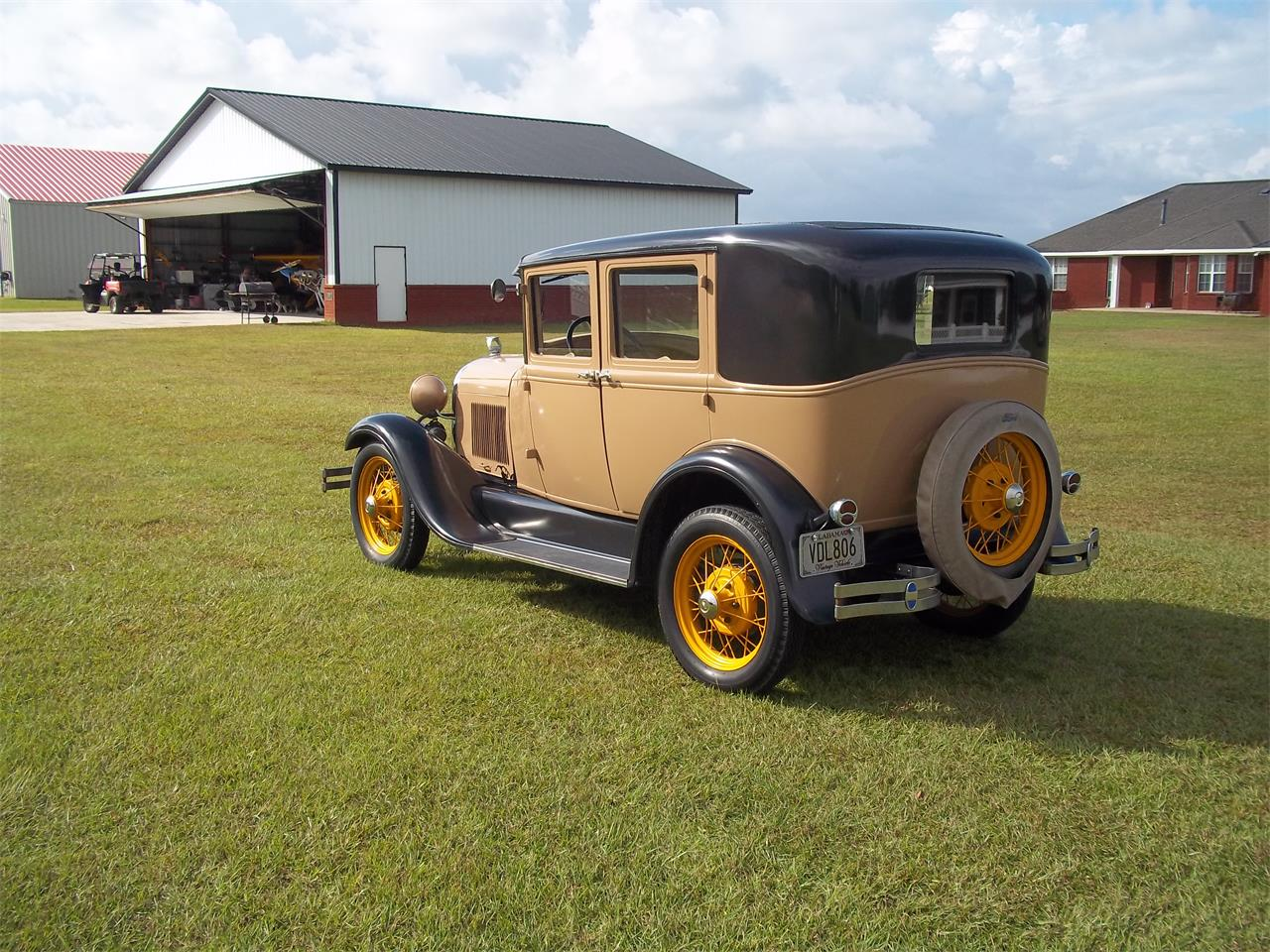 Large Picture of Classic 1929 Ford Model A Offered by a Private Seller - JK8E
