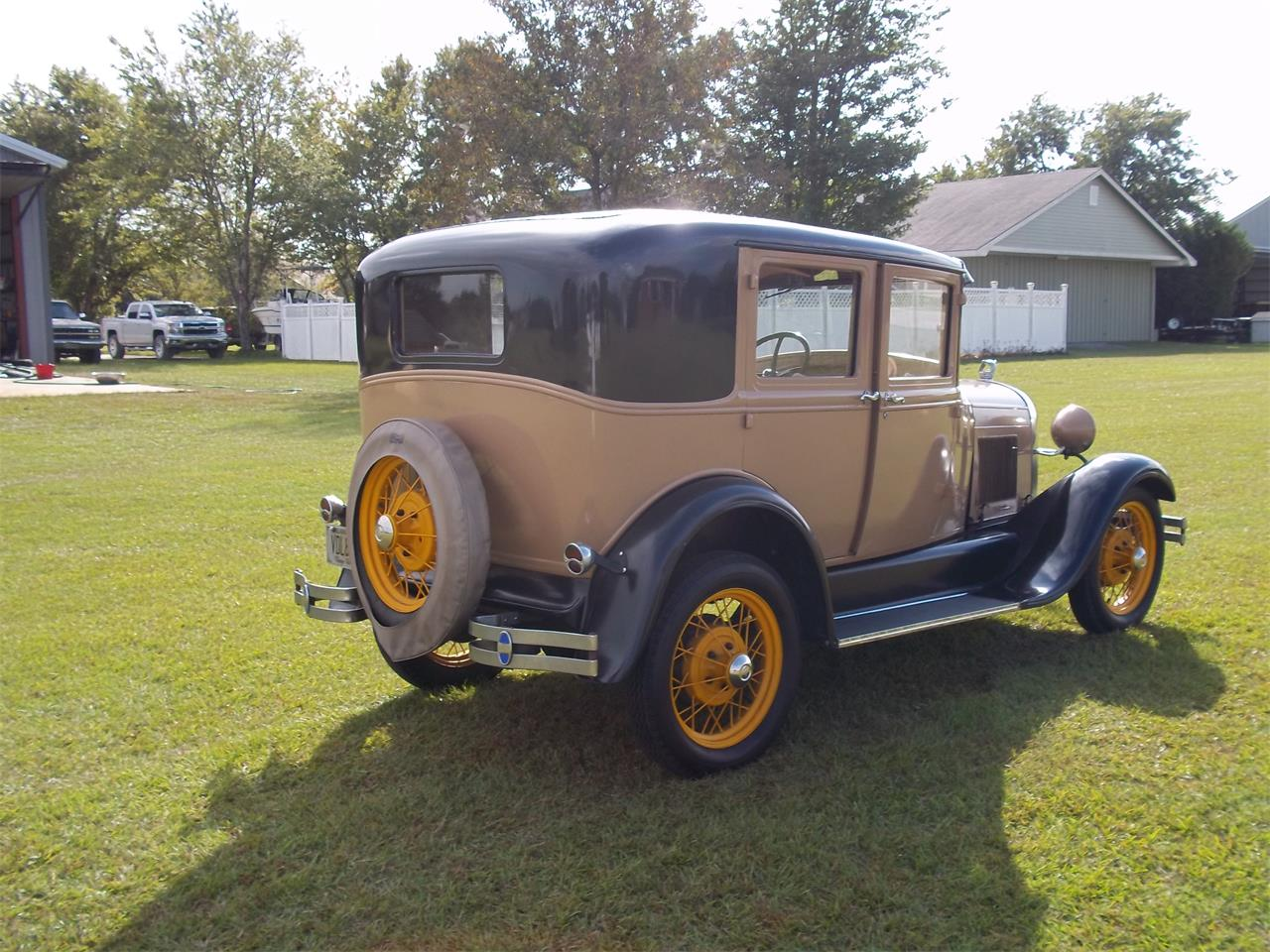 Large Picture of Classic '29 Model A located in Irvington Alabama - $12,500.00 Offered by a Private Seller - JK8E