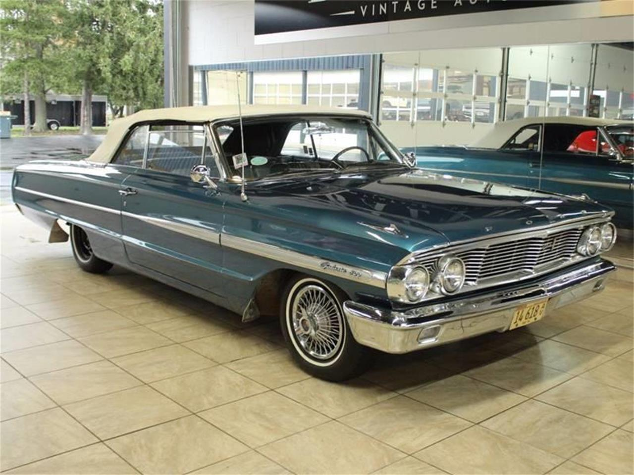 Large Picture of Classic 1964 Galaxie 500 located in Illinois - JK8F