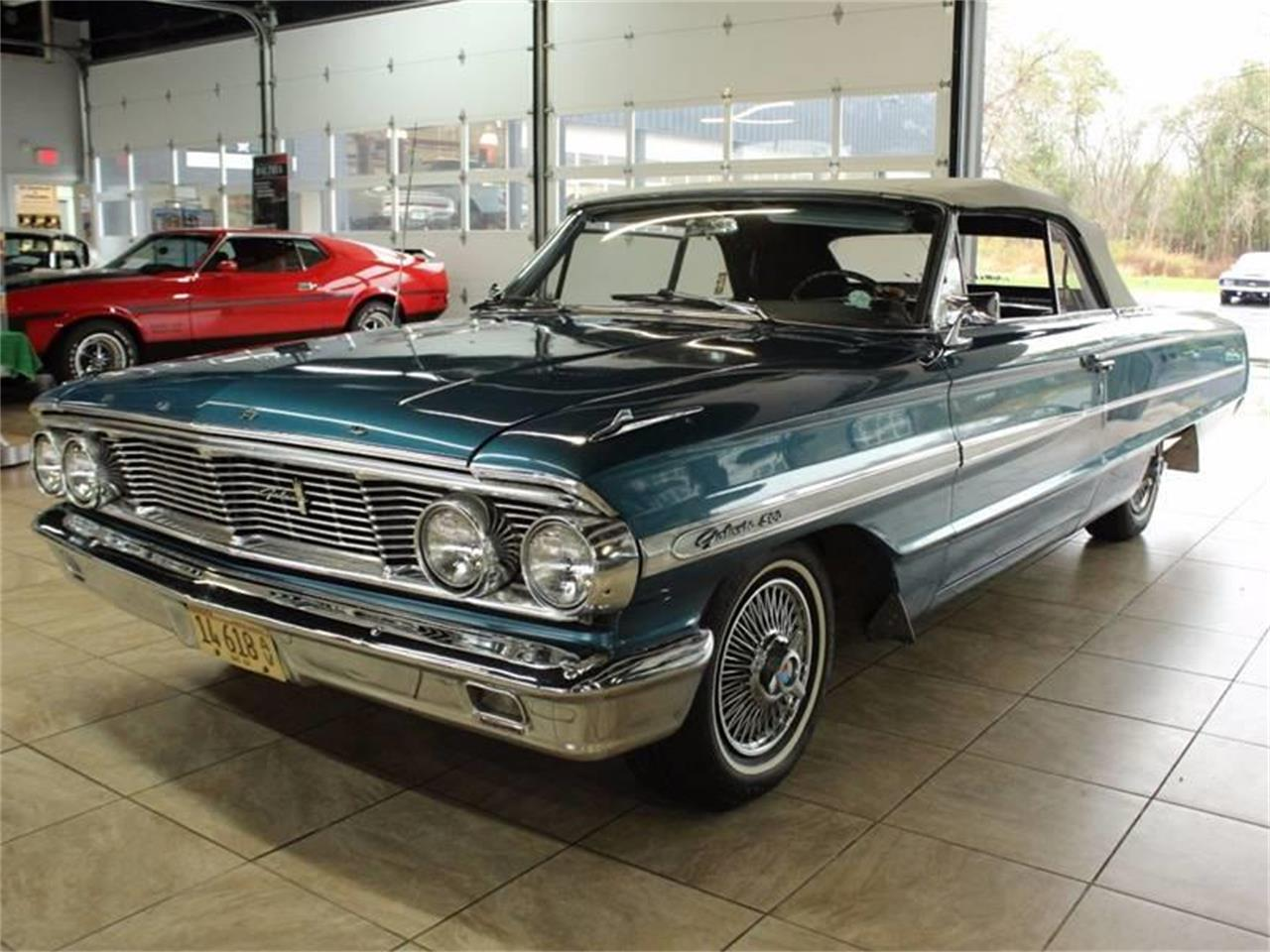 Large Picture of 1964 Galaxie 500 located in St. Charles Illinois Offered by Classics & Custom Auto - JK8F