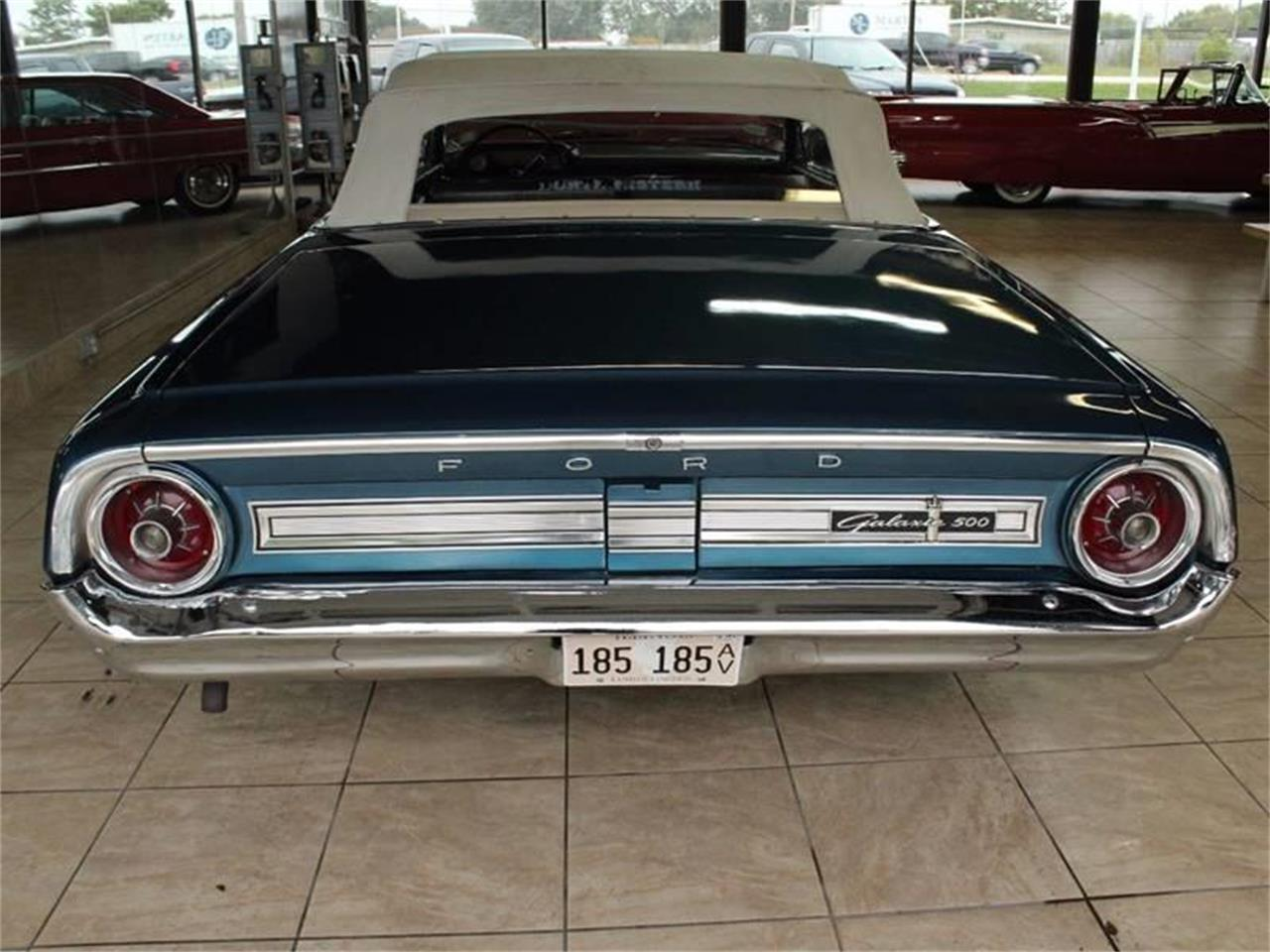 Large Picture of '64 Ford Galaxie 500 located in St. Charles Illinois - JK8F