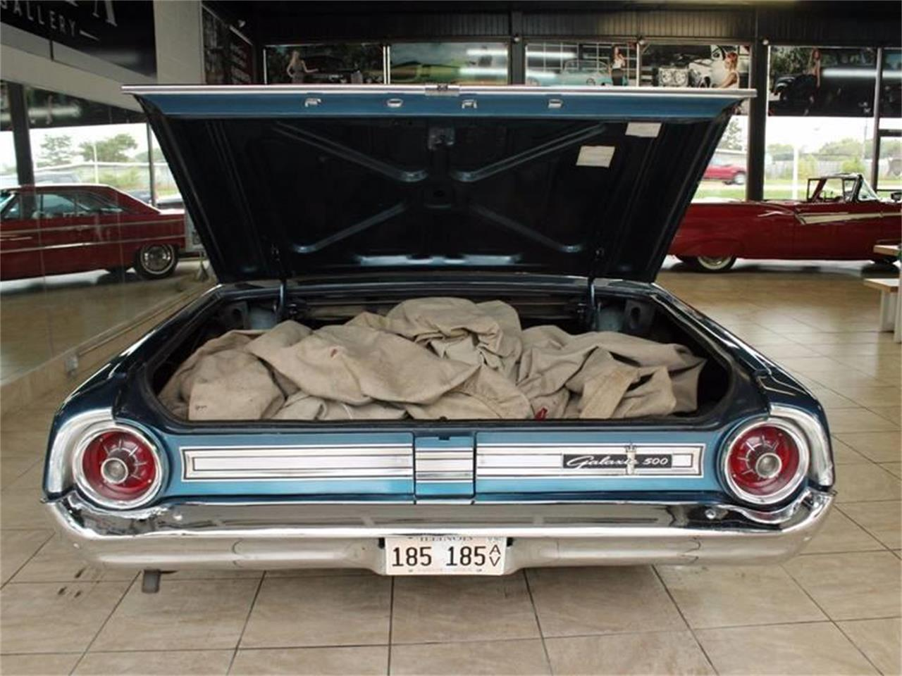 Large Picture of 1964 Ford Galaxie 500 located in Illinois Offered by Classics & Custom Auto - JK8F