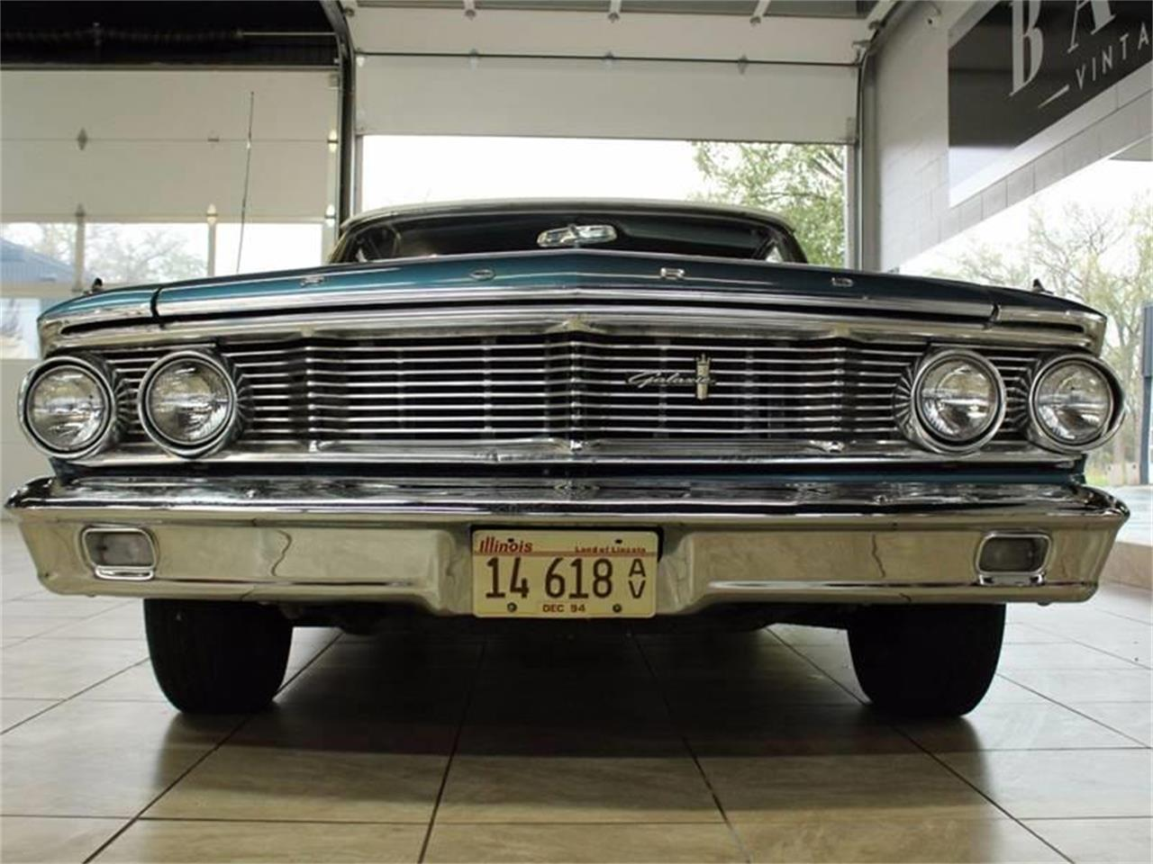 Large Picture of 1964 Ford Galaxie 500 located in St. Charles Illinois Offered by Classics & Custom Auto - JK8F