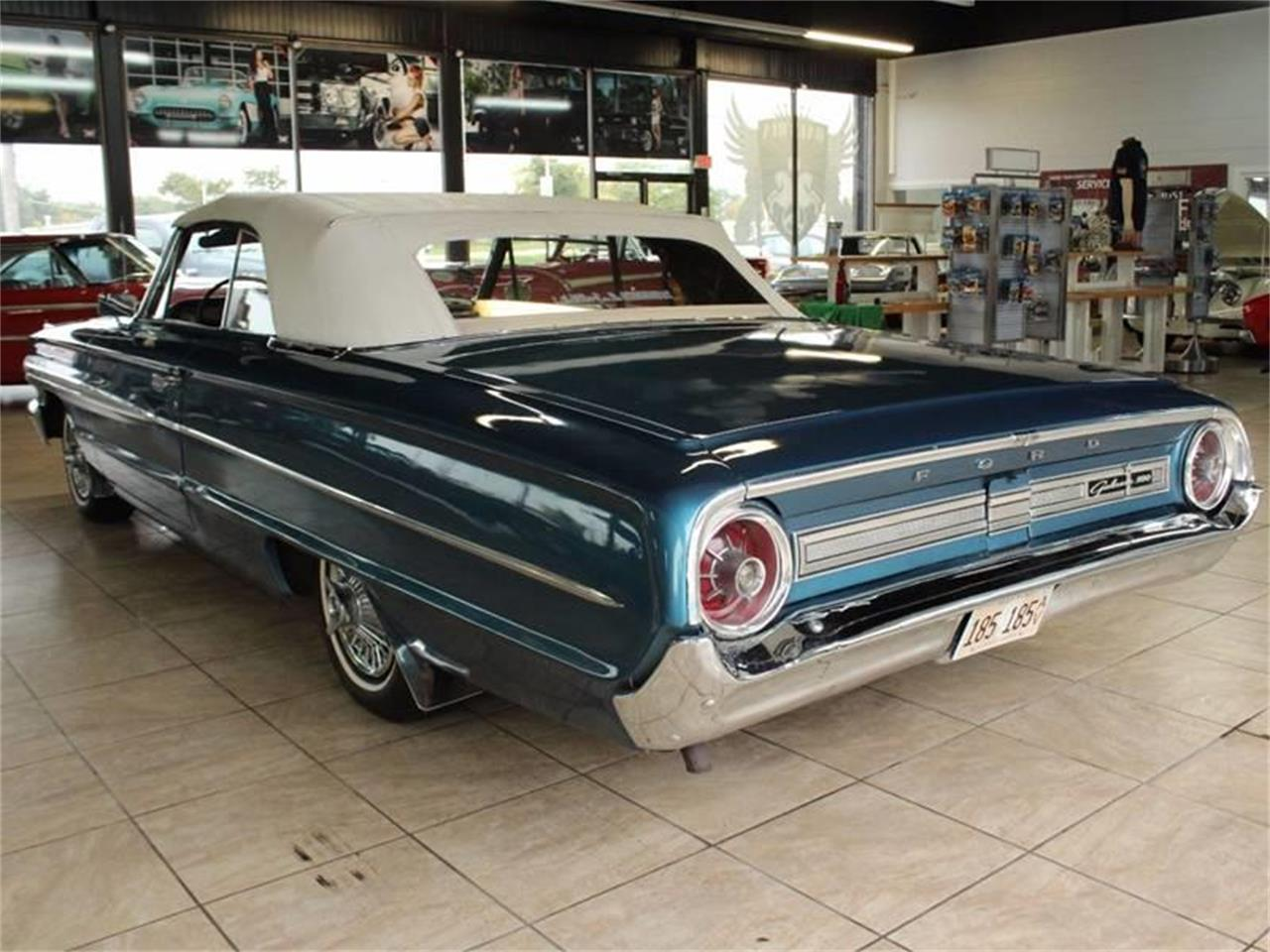 Large Picture of '64 Ford Galaxie 500 located in Illinois - JK8F
