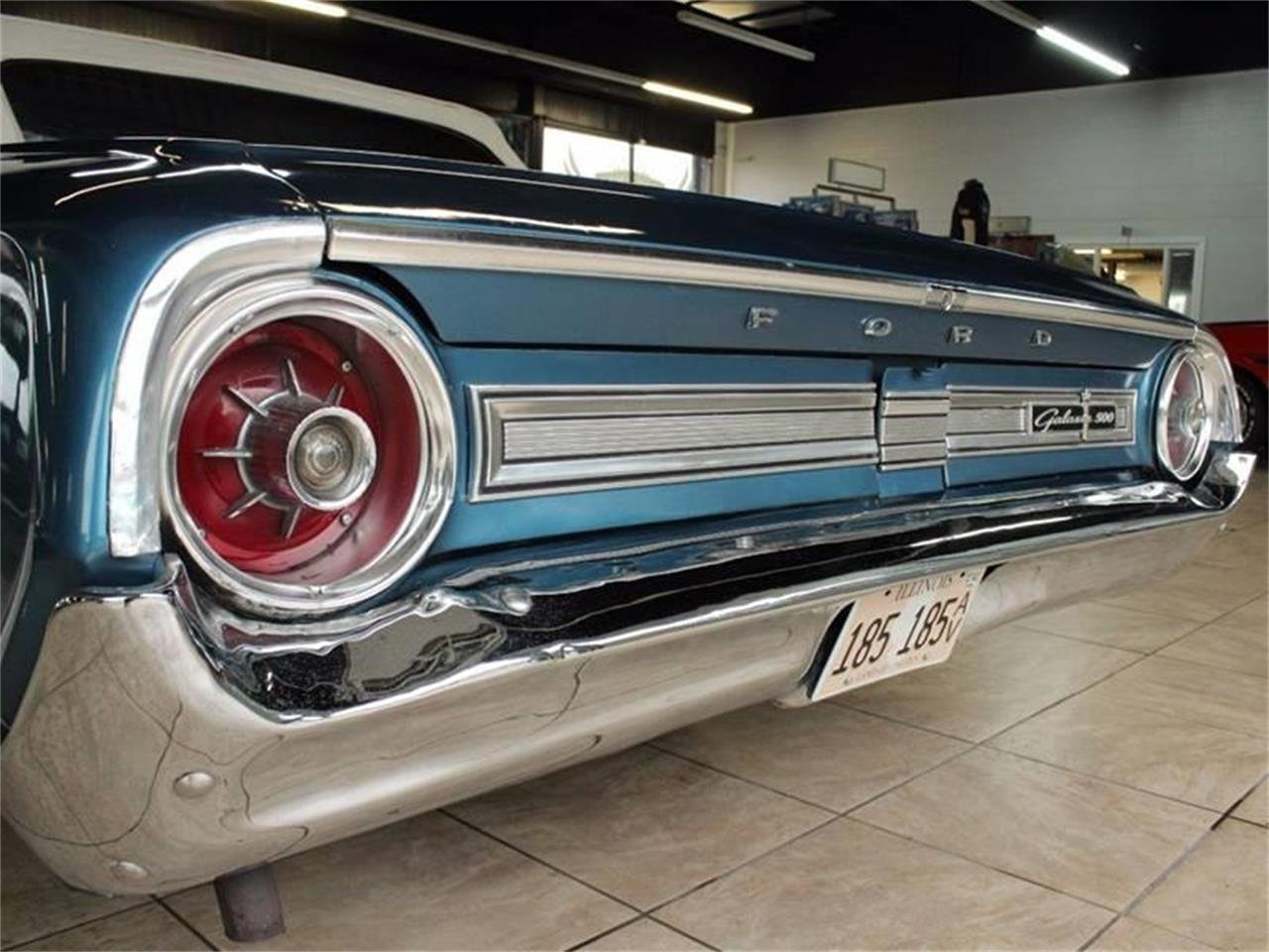 Large Picture of '64 Galaxie 500 located in Illinois - JK8F