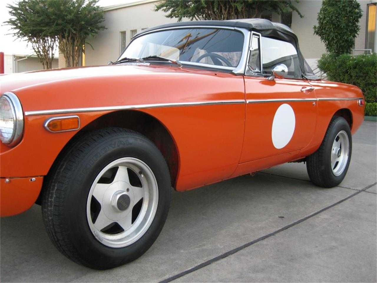 Large Picture of '79 MGB - JK8M