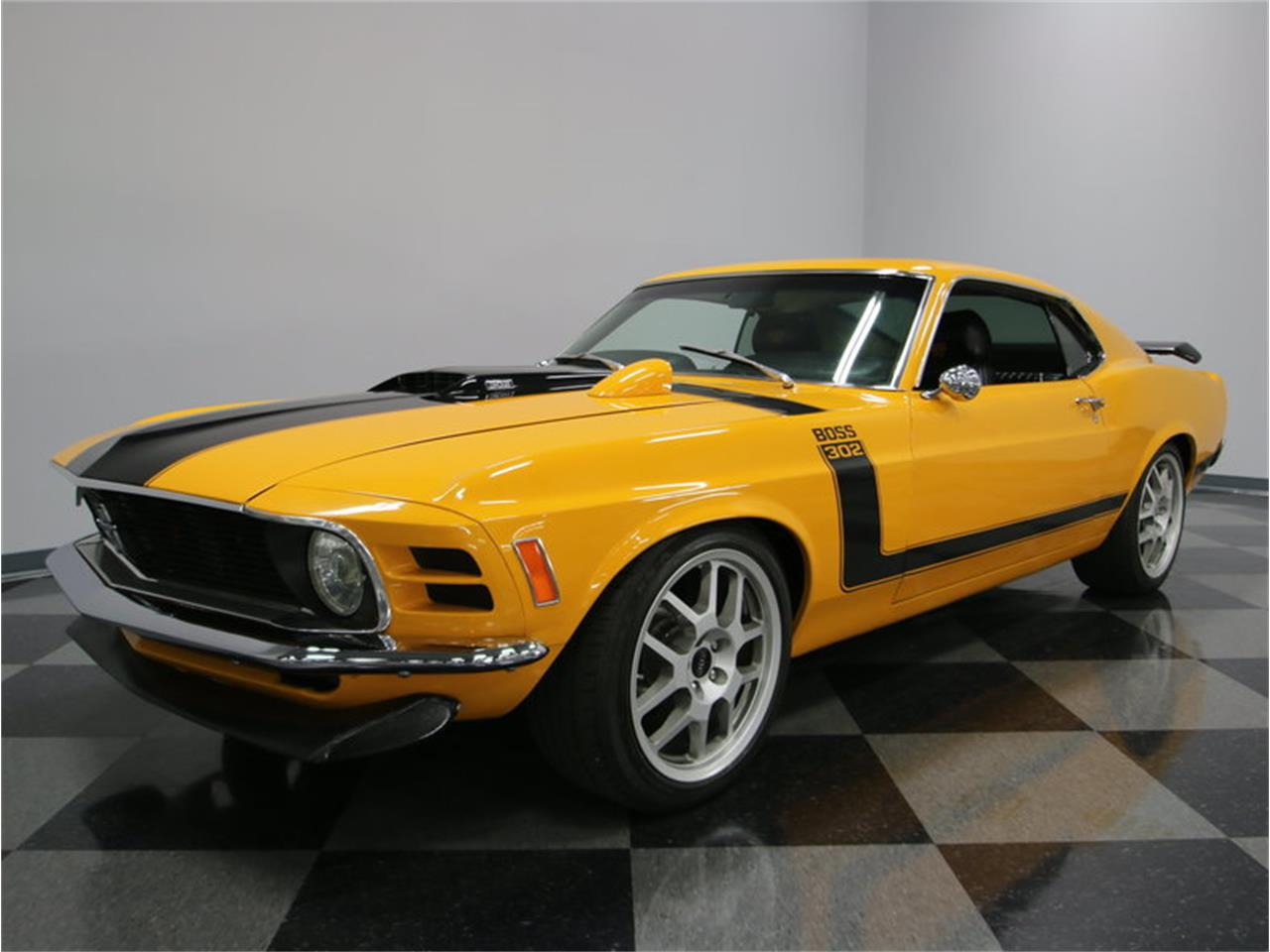 1970 ford mustang boss 302 pro touring for sale classiccars comlarge picture of 1970 mustang boss 302 pro touring jkbv
