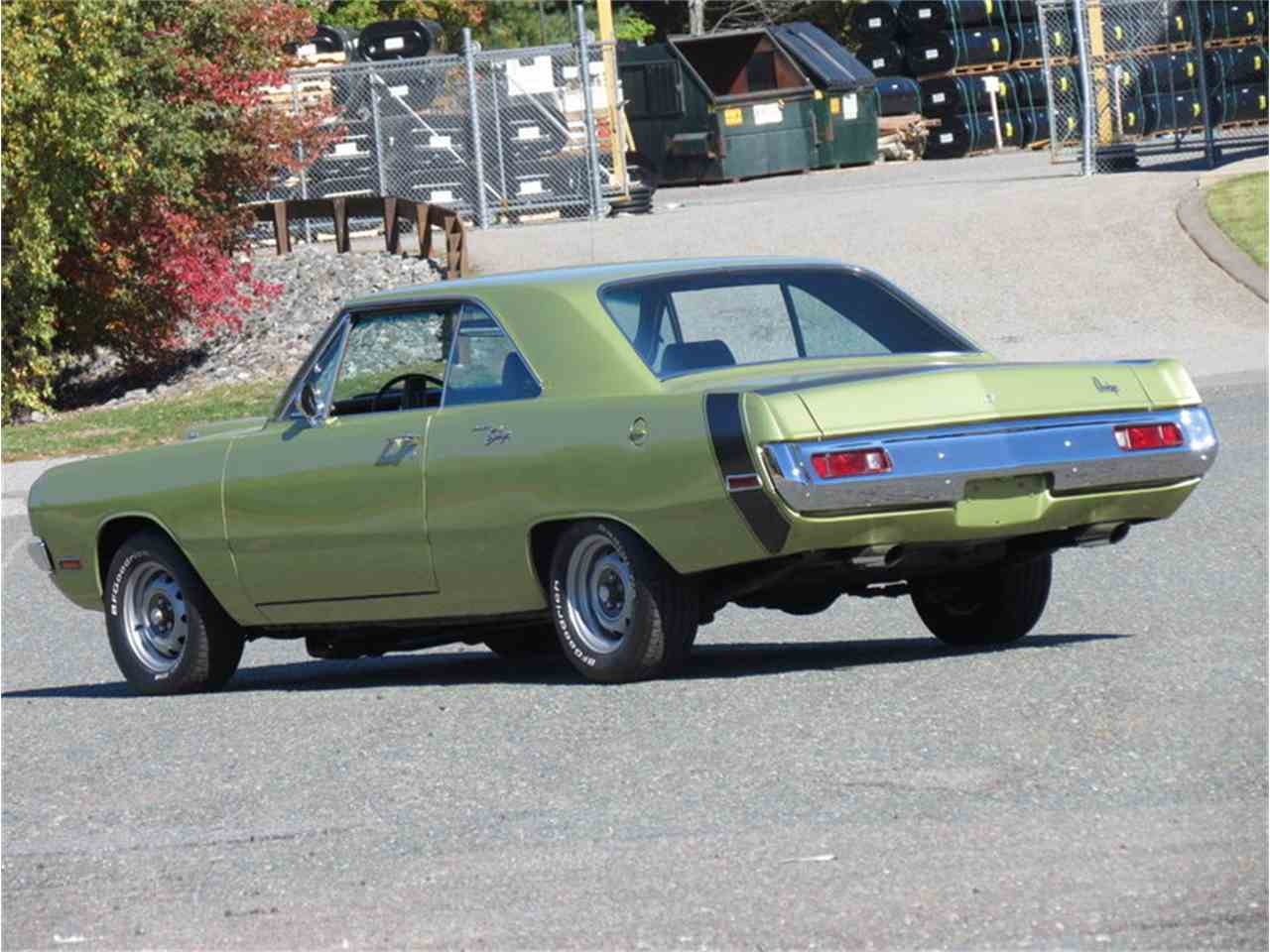 1970 dart swinger for sale