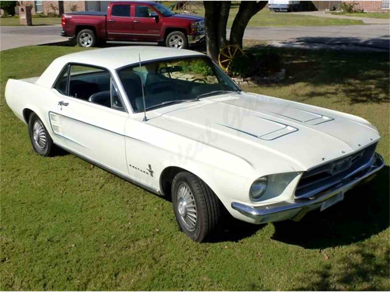 Large Picture of '67 Ford Mustang - $16,000.00 - JKDB