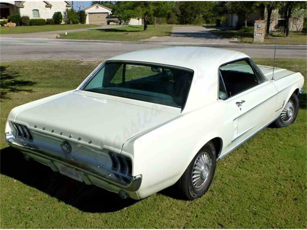 Large Picture of 1967 Mustang - JKDB