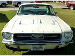 Picture of Classic 1967 Mustang located in Texas - $16,000.00 Offered by Classical Gas Enterprises - JKDB