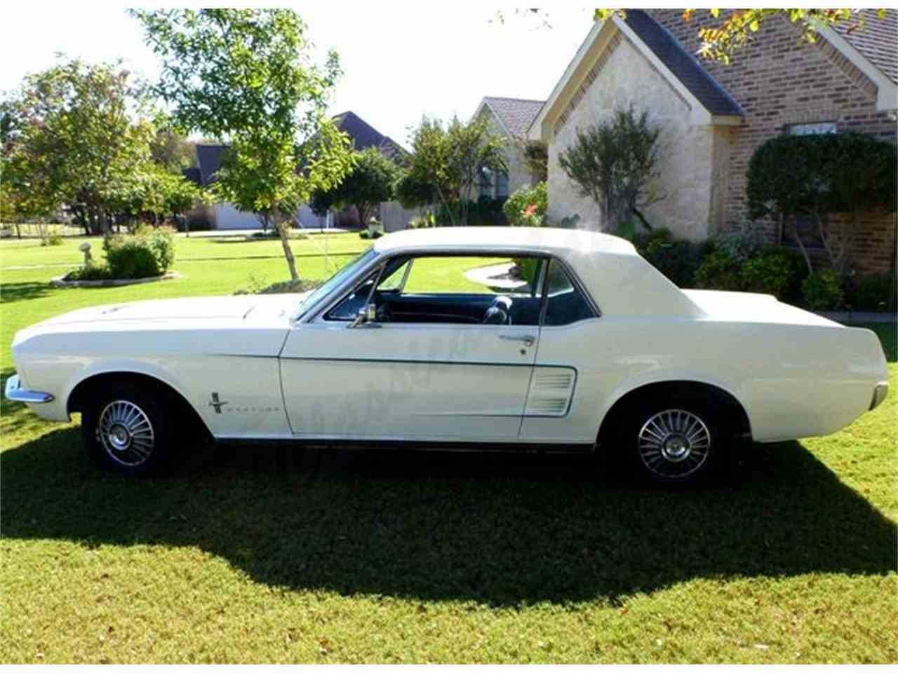 Large Picture of 1967 Ford Mustang - $16,000.00 Offered by Classical Gas Enterprises - JKDB