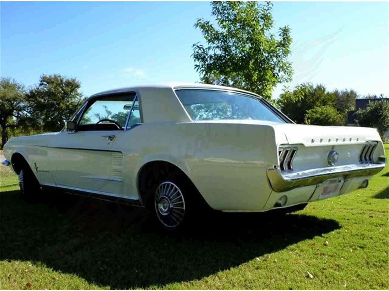 Large Picture of Classic '67 Ford Mustang located in Arlington Texas - $16,000.00 Offered by Classical Gas Enterprises - JKDB