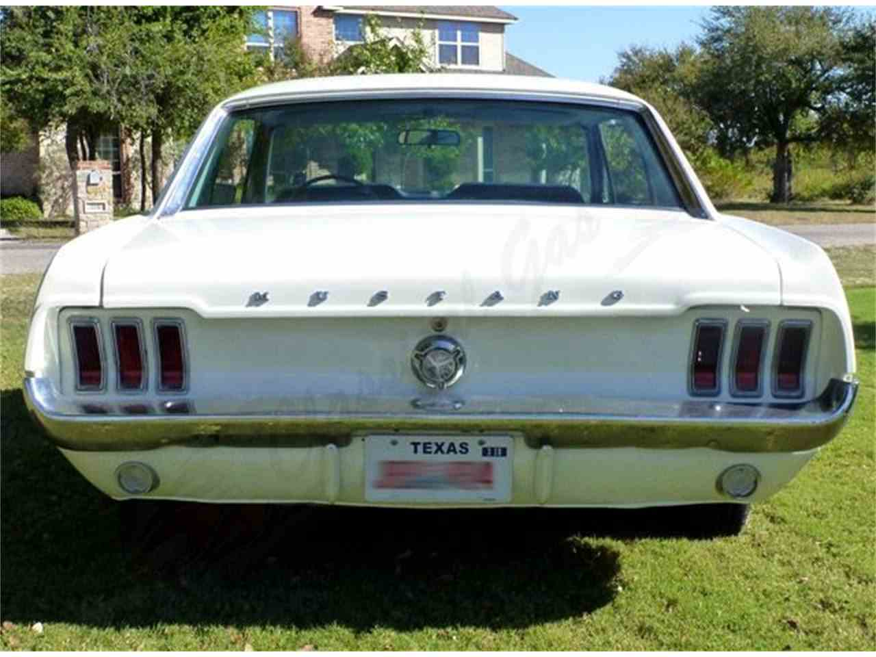 Large Picture of '67 Ford Mustang located in Arlington Texas Offered by Classical Gas Enterprises - JKDB
