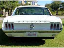 Picture of Classic '67 Ford Mustang located in Arlington Texas - $16,000.00 Offered by Classical Gas Enterprises - JKDB