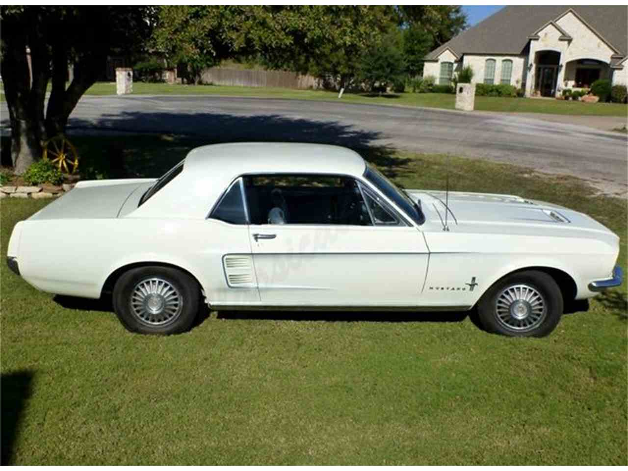 Large Picture of '67 Mustang located in Texas - $16,000.00 - JKDB