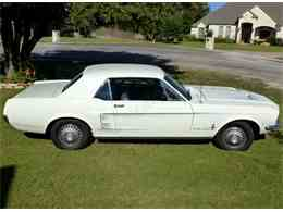 Picture of Classic 1967 Mustang located in Arlington Texas - JKDB