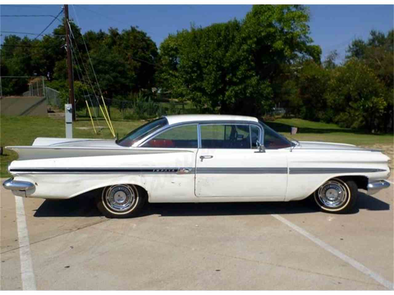 Large Picture of '59 Impala - JKDD