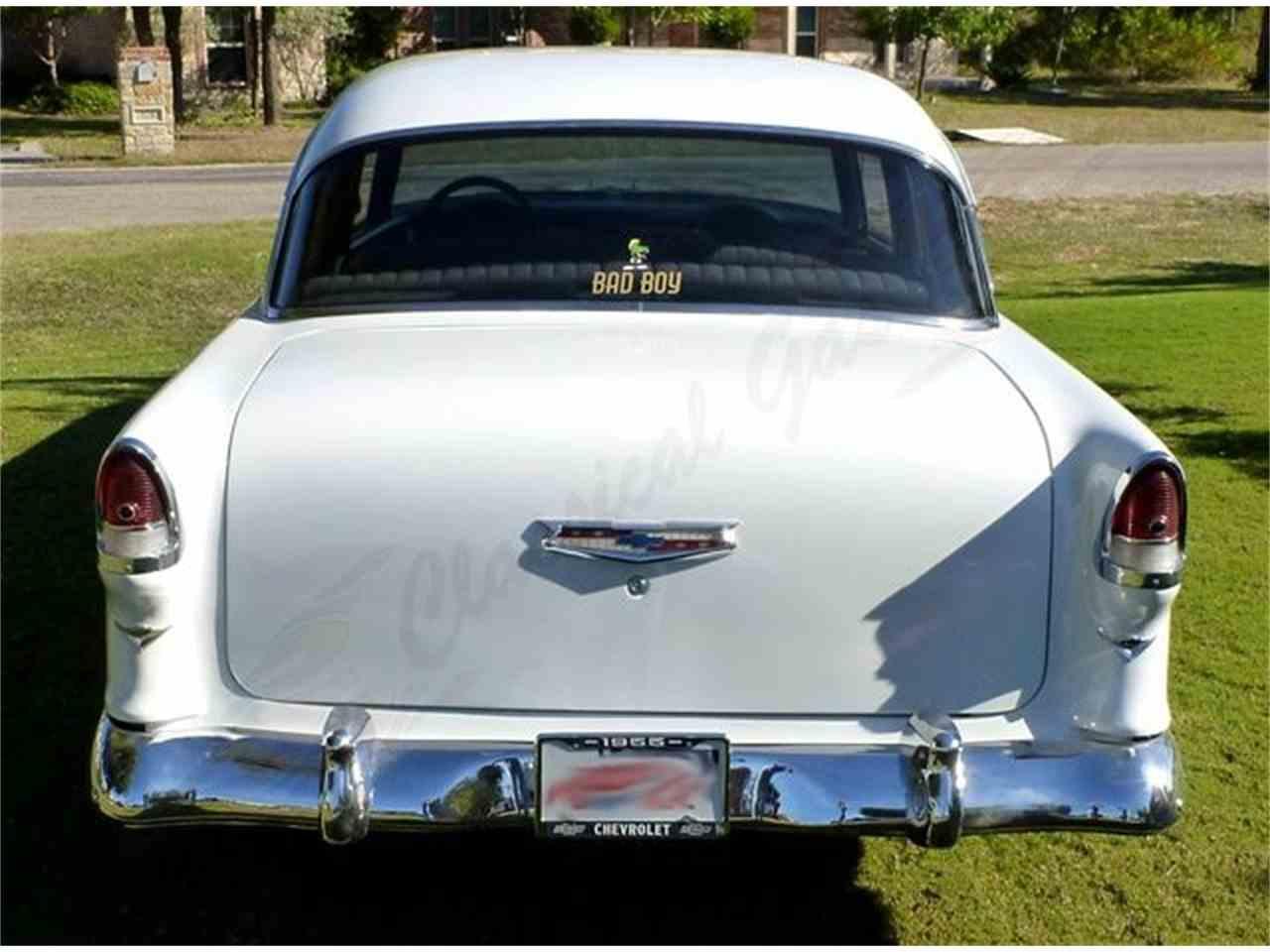 Large Picture of '55 Bel Air - JKDE