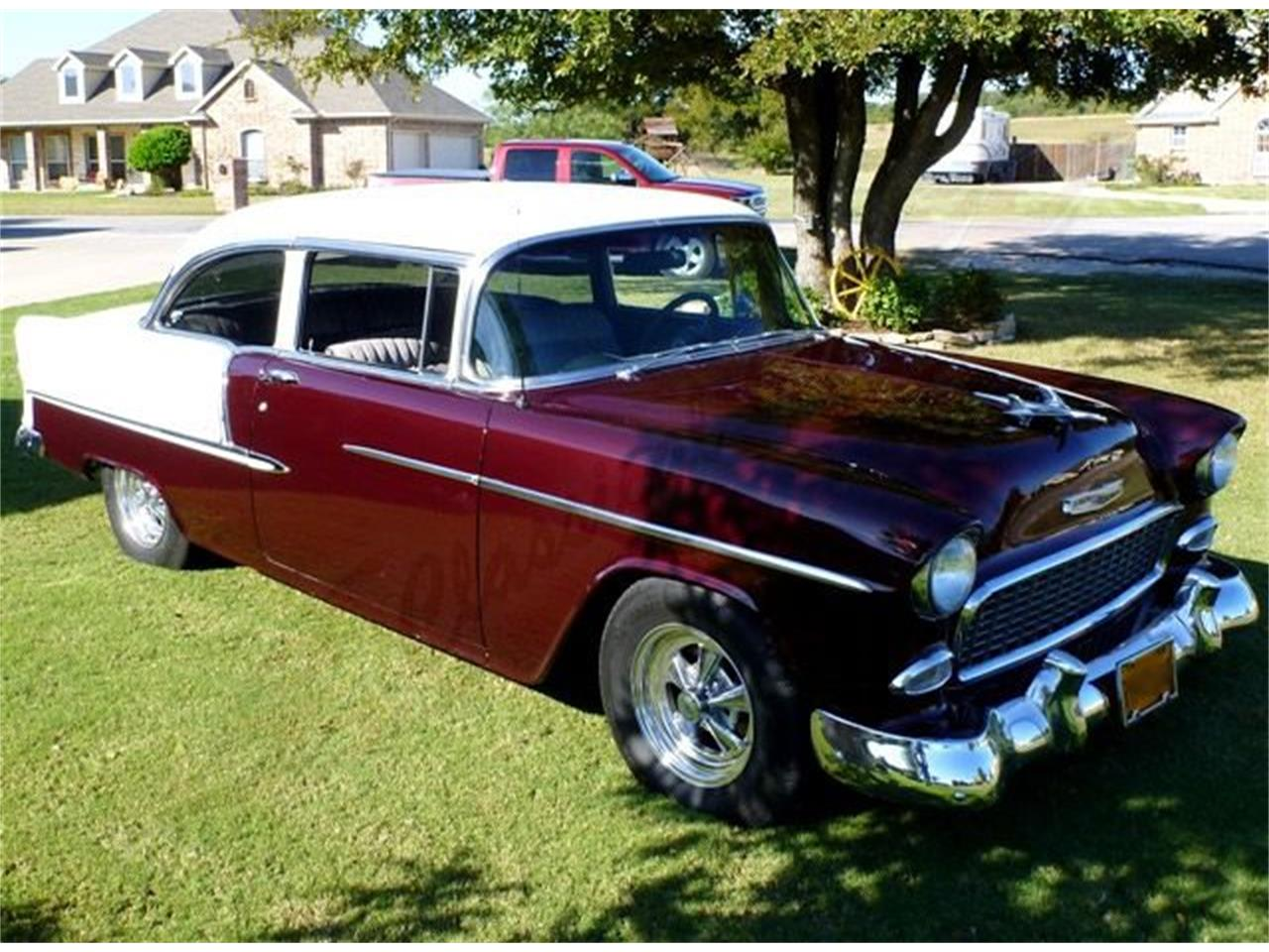 Large Picture of '55 Bel Air - JKDE