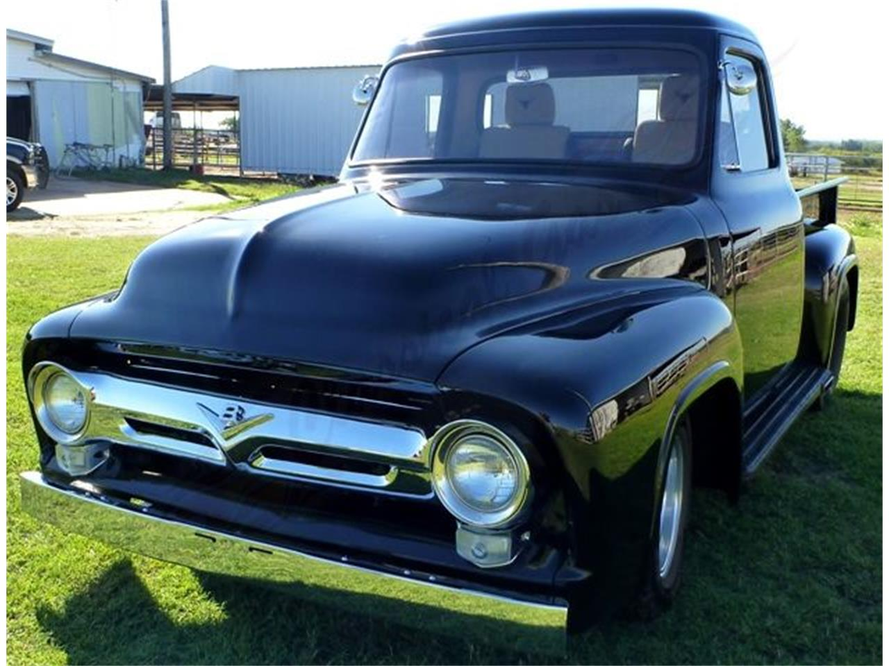 Large Picture of '55 F100 - JKDF