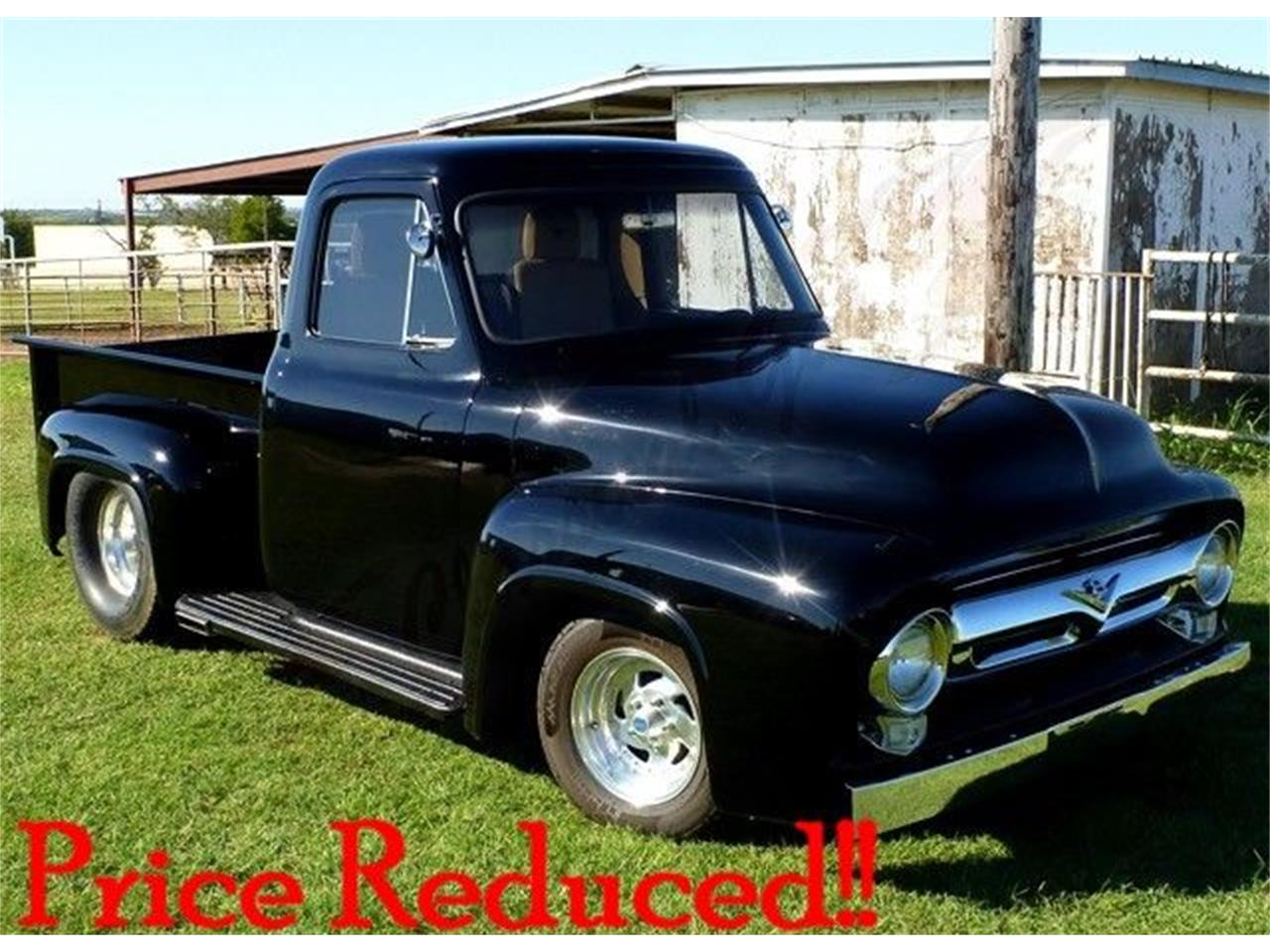 1955 Ford F100 For Sale Cc 912867 Running Board Large Picture Of 55 Located In Texas 3999500 Offered By Classical Gas