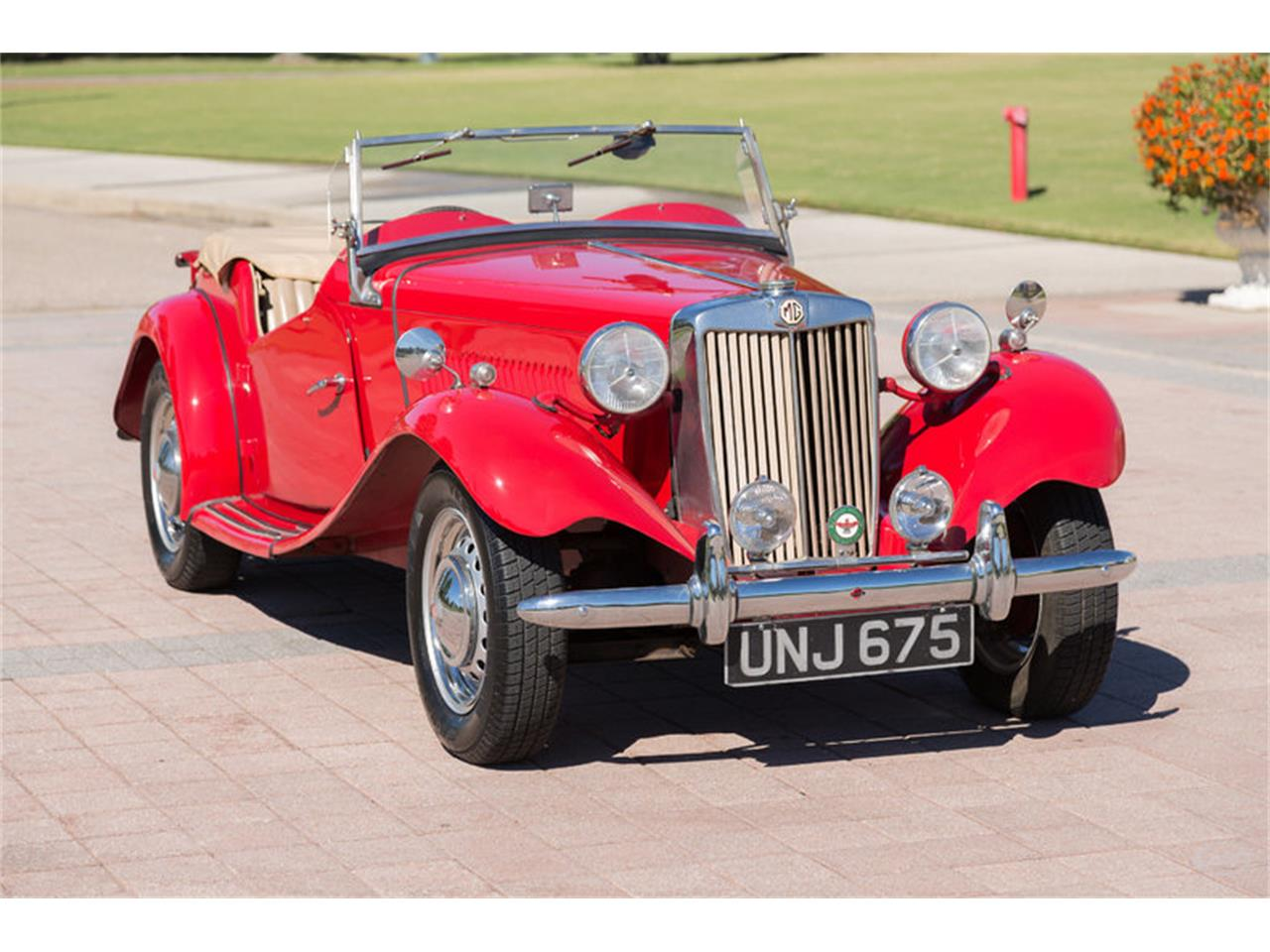 Large Picture of '51 MG TD located in Tennessee - $27,900.00 Offered by Art & Speed - JKEU