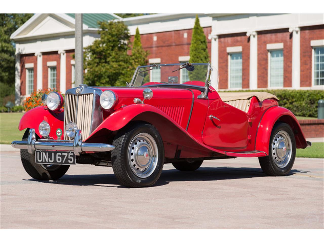 Large Picture of Classic 1951 MG TD located in Tennessee - $27,900.00 - JKEU