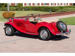 Picture of '51 MG TD located in Collierville Tennessee - $27,900.00 - JKEU