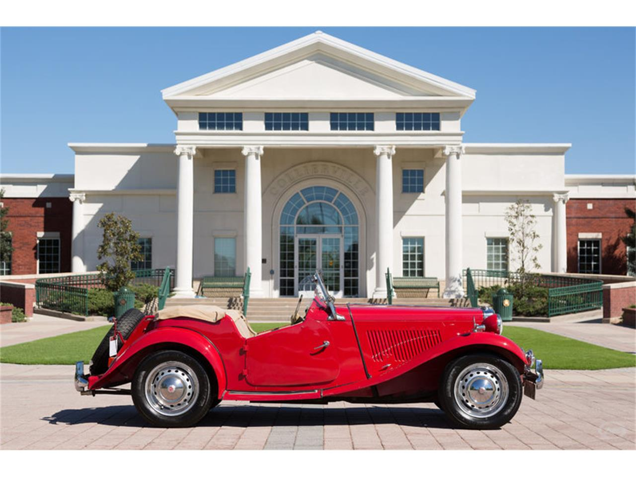 Large Picture of 1951 MG TD Offered by Art & Speed - JKEU